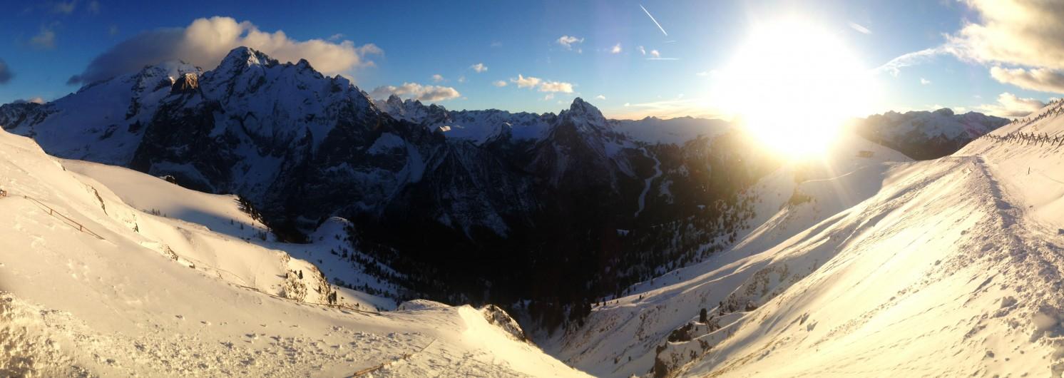 Skihuttentocht van Snow Experience